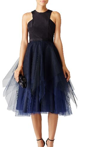 Nha Khanh Blue Machi Dress, $65-$100 from Rent the Runway