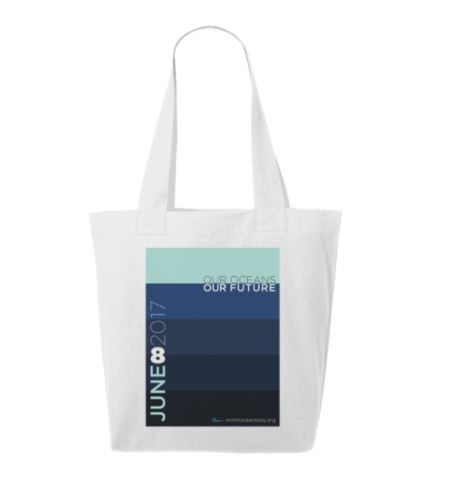 Our Oceans, Our Future Tote Bag, $19.36