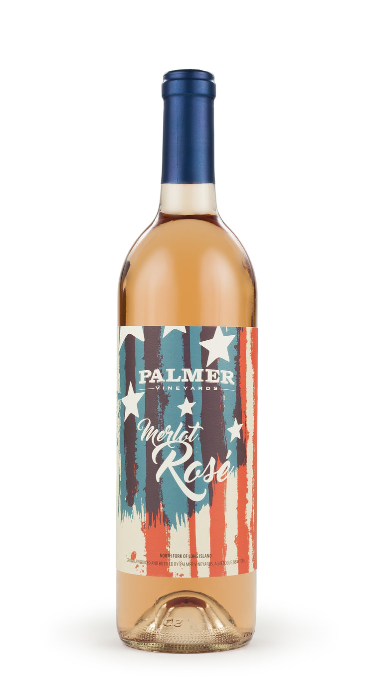 Palmer Vineyards Rosé of Merlot 2015, $19.99, Photo Cred Palmer Vineyards