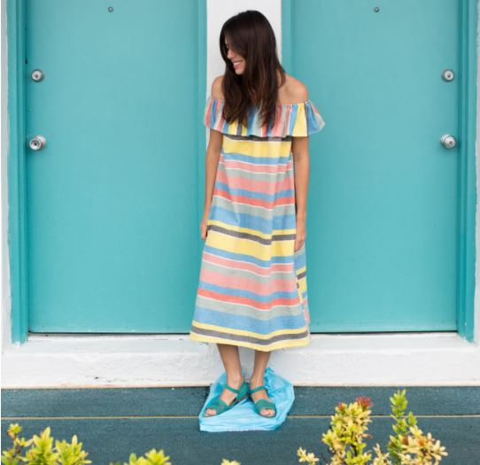 Proud Mary Cordoba Dress, $192