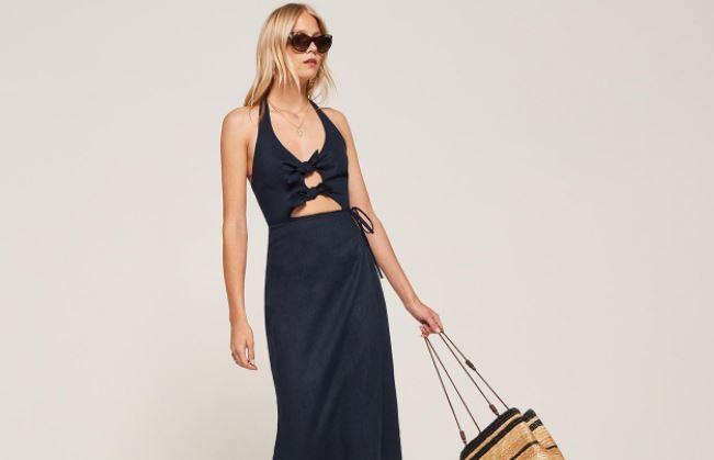Reformation Amalfi Dress, $218