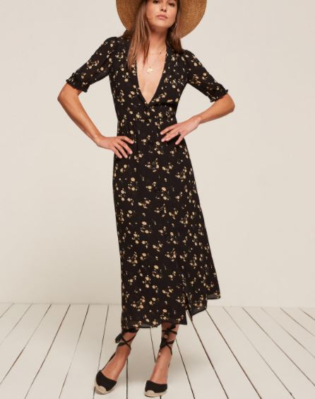 Reformation Joanie Dress, $248