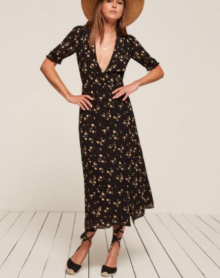 Reformation Joanie Dress, $248