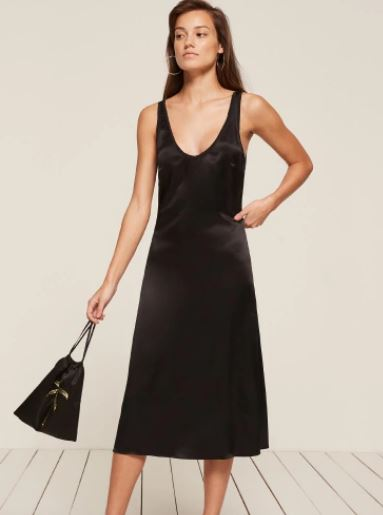 Reformation Iris Dress, $278, Photo Cred: Reformation