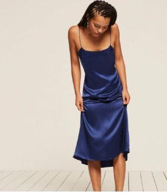 Reformation Nori Dress, $178, Photo Cred: Reformation