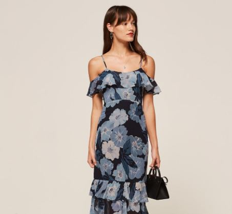 Reformation Odessa Dress, $248