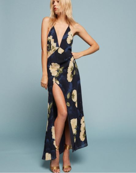Reformation Renee Dress, $218