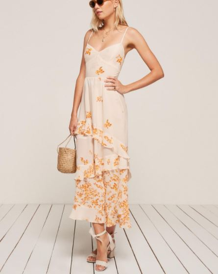 Reformation Sasha Dress, $248
