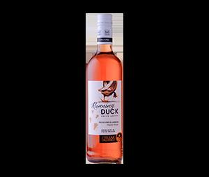 Running Duck No Sulphur Added Rosé from Stellar Organics, Photo Cred Stellar Organics