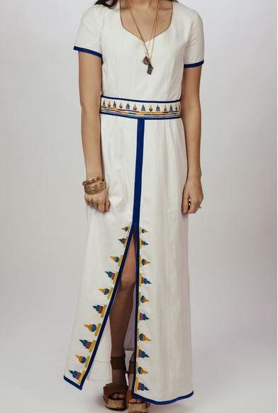 Same Thread Mekong Maxi Dress, $199