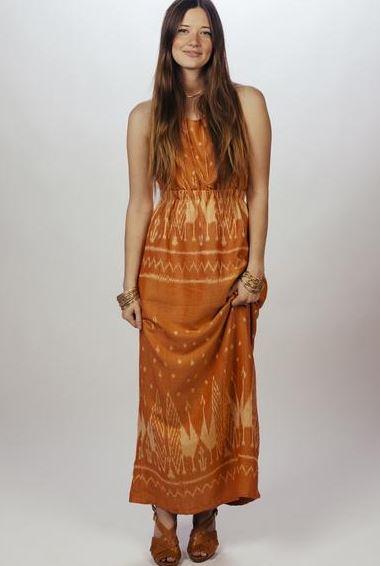 Same Thread Rai Leh Maxi Dress, $150