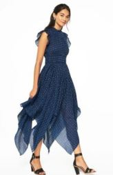 Ulla Johnson Jules Dot Print Dress, $292 from Accompany, Photo Cred: Accompany