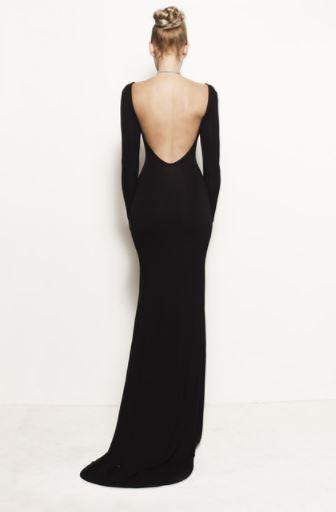 Vivien Backless Dress by Frock LA, $235 from Modavanti