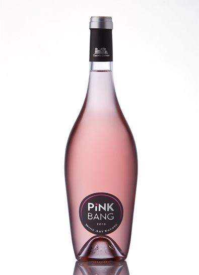 Wine Art Estate Pink Bang, $22-$30, Photo Cred Wine Art Estate