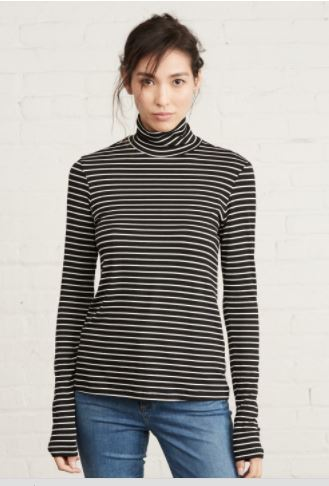 Amour Vert Flannery Turtleneck, $78, Photo Cred Amour Vert