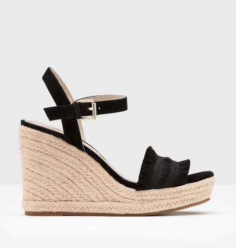 Boden Laticia Espadrille Wedge, $150, Photo Cred Boden
