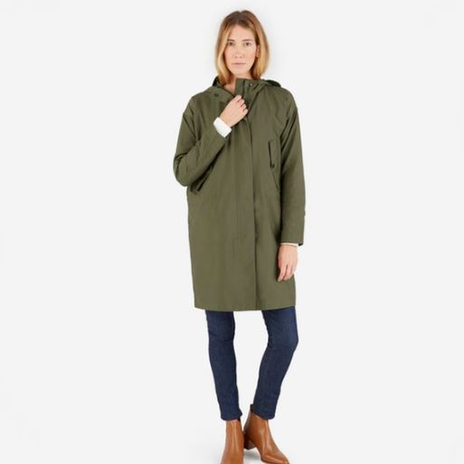 Everlane The City Anorak, $88, Photo Cred Everlane