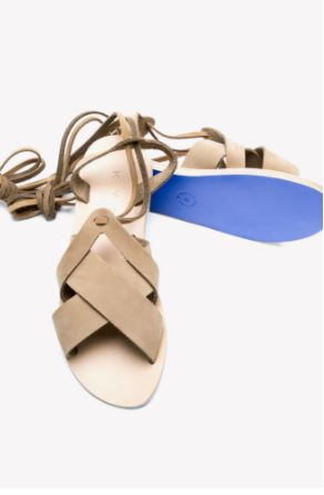 Kyma Karpathos Sandal, $178 from Amour Vert, Photo Cred Amour Vert