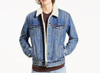 Levi's The Sherpa Trucker Jacket, $128, Photo Cred Levi's