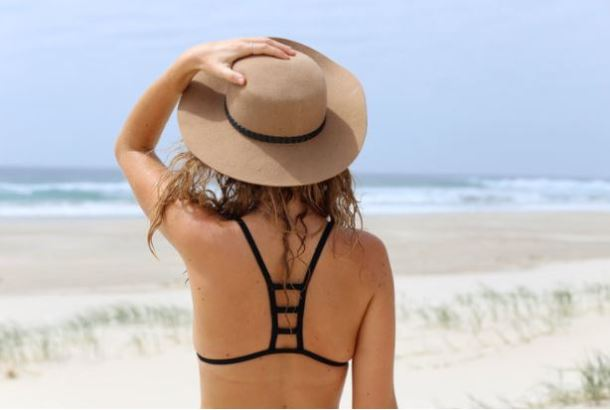 Liar the Label Bryony Bikini Top - Black, $59 AUD, Photo Cred Liar the Label