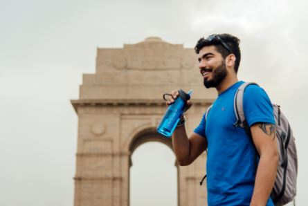 LifeStraw Go 2 Filtrating Water Bottle, $44.95, Photo Cred LifeStraw