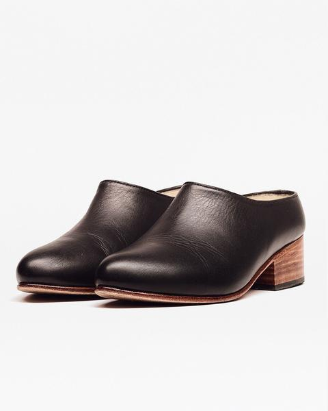 Nisolo Sofia Slip-On Black, $188