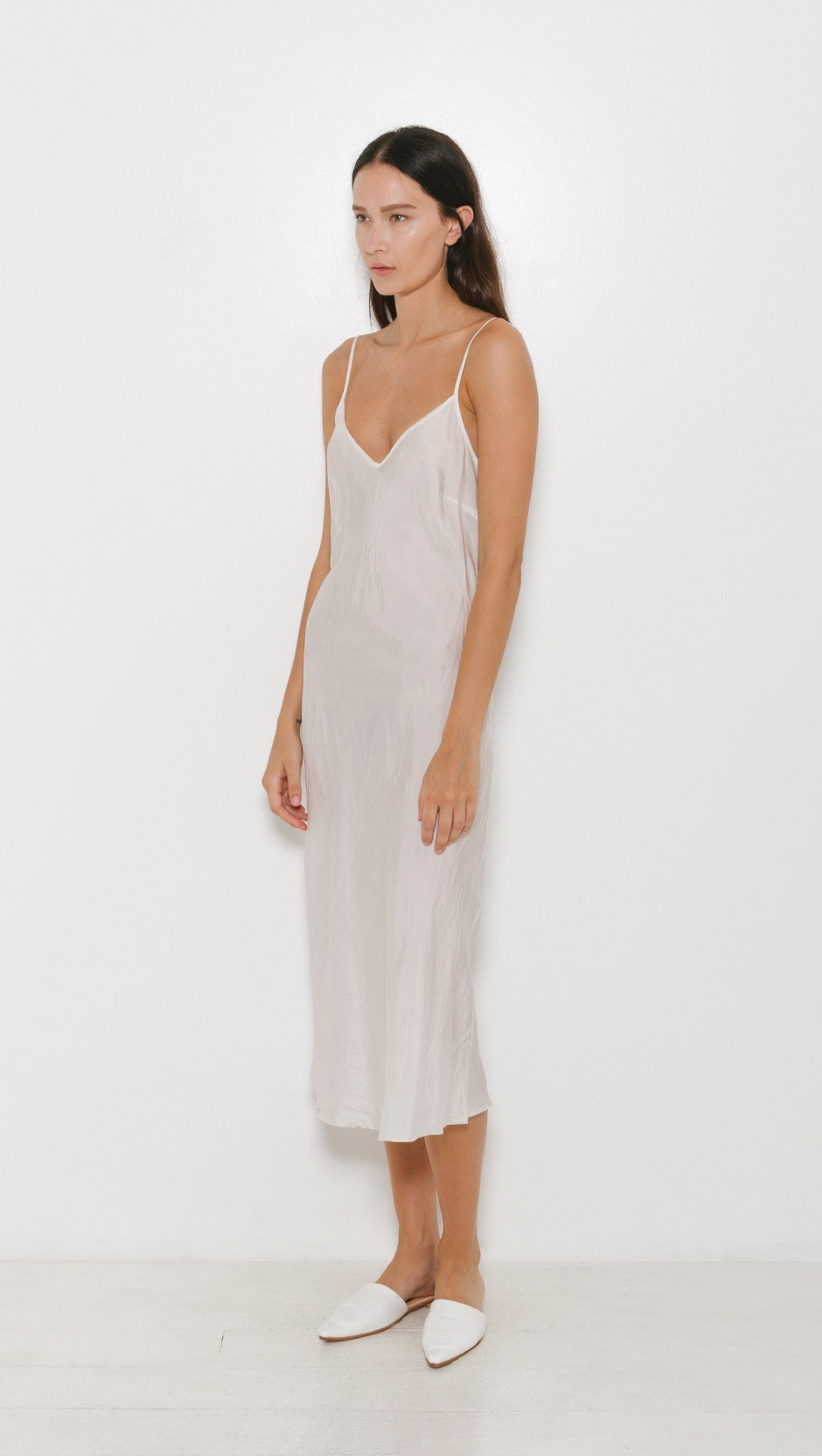 Organic by John Patrick Bias Long Slip, $189 from The Dreslyn, Photo Cred The Dreslyn