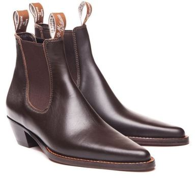 R.M. Williams Millicent Boot, $495, Photo Cred R.M. Williams