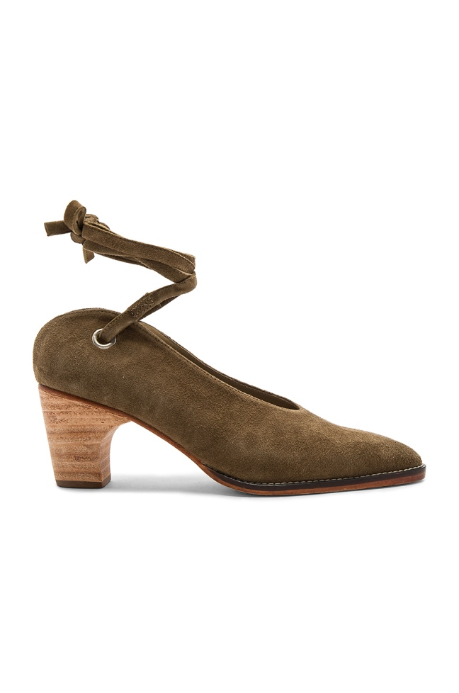 Rachel Comey Fonda Heel, on sale for $145 from Revolve, Photo Cred Revolve