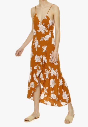 Rue Stiic Andalusia Dress, on sale for 106€ from Alma Santa, Photo Cred Alma Santa