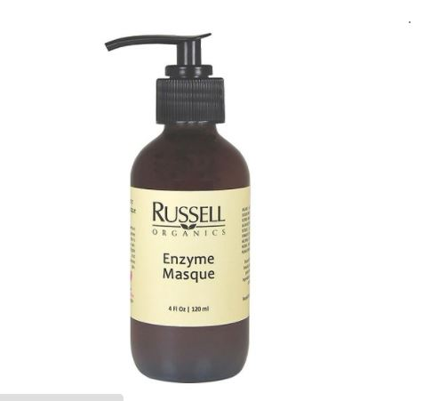 Russell Organics Enzyme Masque, 4 oz., $44, Photo Cred Target