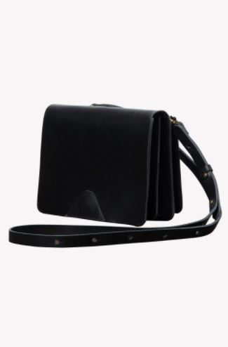 VereVerto Recro Accordian in Black, $354 from Amour Vert, Photo Cred Amour Vert