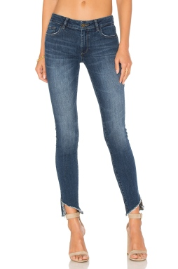 DL1961 Emma Power Legging in Sphinx, $198 from REVOLVE