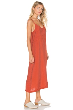 LACAUSA Alma Slip Dress, $79, Photo Cred REVOLVE
