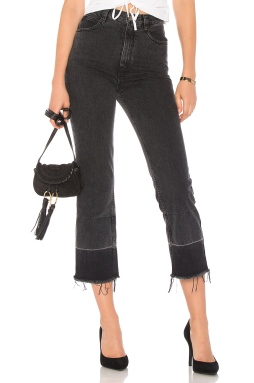 Rachel Comey Slim Legion Pant in Washed Black, $330 from REVOLVE