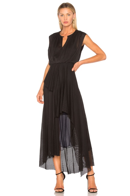 Rachel Comey Tangle Dress in Black, $572 from REVOLVE