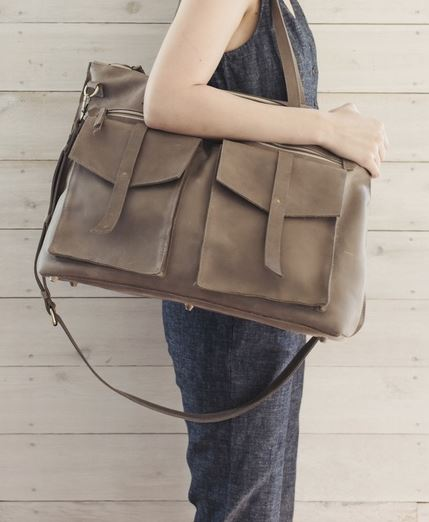 Raven & Lily Traveler Weekender Bag, Photo Cred Raven & Lily
