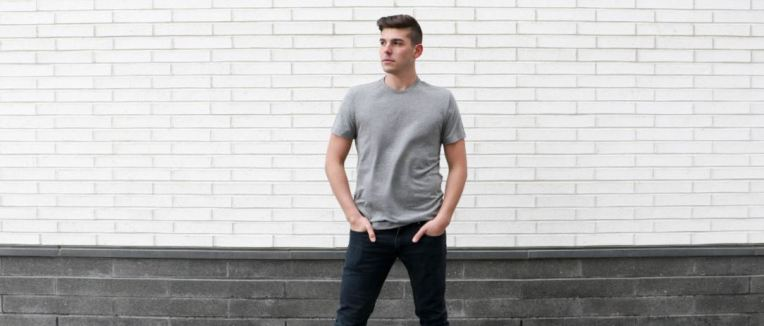 Thread International First Mile Tee - Steeple Grey, $12, Photo Cred Thread International