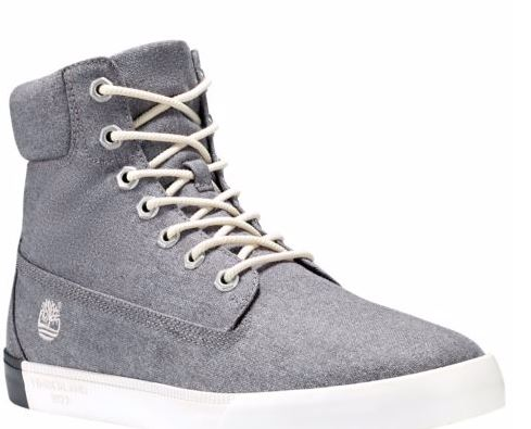 Timberland Men's Newport Bay 6-Inch Canvas Boot, Photo Cred Timberland