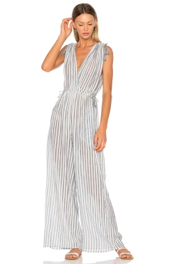 Ulla Johnson Tallis Jumpsuit in Marine, $310 from REVOLVE