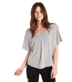 Groceries Apparel Victoria Vee Tee, $58, Photo Cred Groceries Apparel