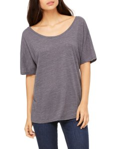 Live the Give The Slouchy Tee, $25, Photo Cred Live the Give