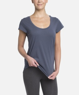 PACT Organic Women's Relaxed Fit Tee, $15.99, Photo Cred PACT Organic