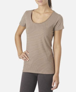 PACT Organic Women's Scoop Neck Tee, $15.99, Photo Cred PACT Organic