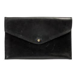 Parker Clay Abeba Leather Envelope, $48, Photo Cred Parker Clay