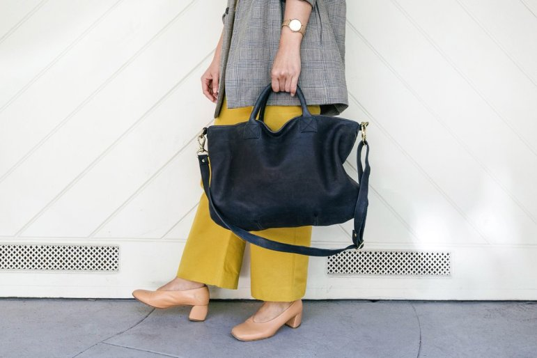 Parker Clay Riviera Handbag, Photo Cred Parker Clay
