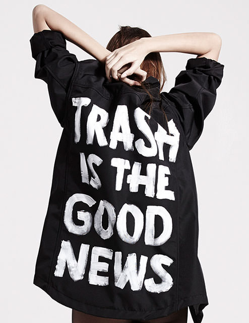 Trash is the Good News, Photo Cred Ecoalf