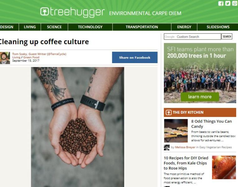 TreeHugger.com, Photo Cred Treehugger
